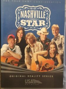2004-For-Your-Emmy-Consideration-Nashville-Star-DVD-Original-Reality-Series