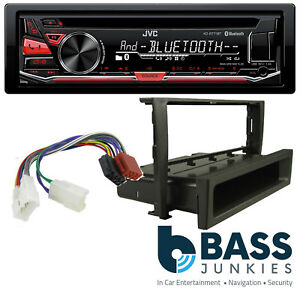 Lexus IS300 2001-2004 JVC CD MP3 USB Aux Ipod Car Stereo Radio Facia Fitting Kit