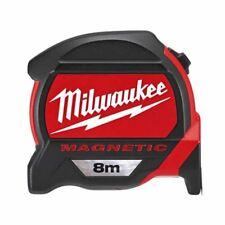 Milwaukee 8m Tape 48227308 GEN2  Magnetic Pro Tape Measure - Metric Only