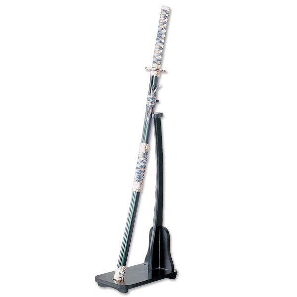 Shogun Single Sword Floor Display Stand Rack  #WS-1