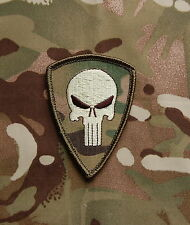 Multicam Punisher Patch Afghanistan SOTG SASR Australian SF Tarin Kowt VELCRO®