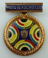 Medaille: Weltmeisterschaftenim Sportschiessen Suhl 1986 Bronzer GST031