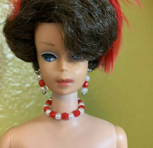 Jewelry-Set-for-Vintage-Barbie-Doll-Accessories-for-Barbie-Earrings-amp-Necklace