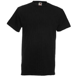 3-Stk-T-Shirt-schwarz-Fruit-of-the-Loom-Super-Premium