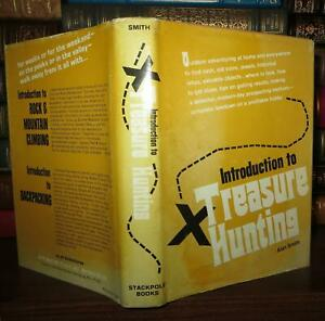 Smith, Alan INTRODUCTION TO TREASURE HUNTING  1st Edition 1st Printing