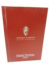 Book - Toledo Ohio CENTRAL CATHOLIC HIGH SCHOOL Alumni Directory 2002