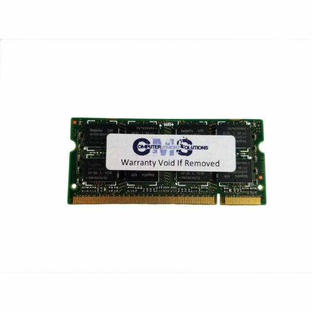 1GB MEMORY FOR Toshiba Satellite A65 Series