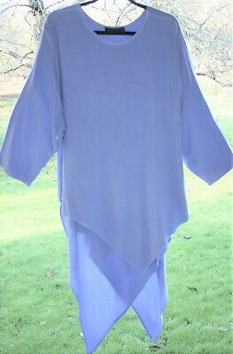 """LISTING FOR PATTY ONLY -- HAMPSTEAD BAZAAR Batwing Tunic 52""""Bust"""