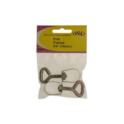 ** GENUINE ** POLE CLAMPS 3/4'' (19MM) PACK OF 2 (GR108556)