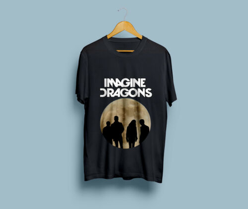 Imagine Dragons-Grace-VanderWaal-EVOLVE T-SHIRTS S-5XL
