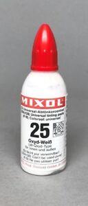 Mixol-25-WHITE-Universal-Tint-20ml-Bottle-FREE-SHIP