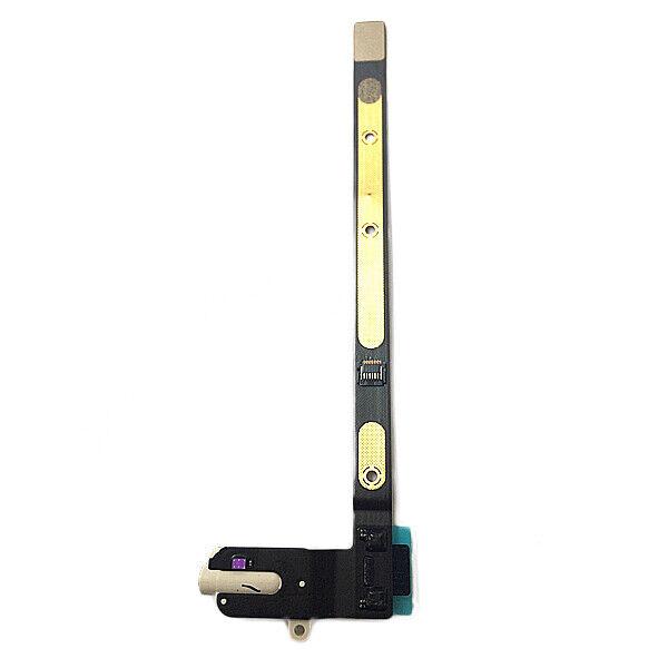 White iPad Air Audio Jack Flex Replacement Repair Part