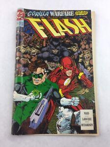 Flash-70-Nov-1992-Gorilla-Warfare-Conclusion-DC-Comic-Book
