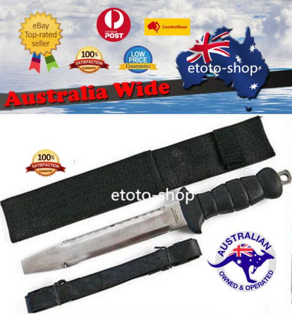 Large Shellfish, Abalone Knife - Diving / Spearfishing Knife
