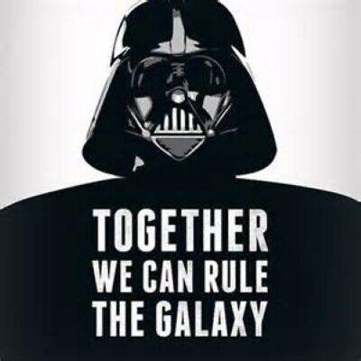 Keep Calm Force Dark Darth Vader Rule Galaxy Today Feel Star Wars Jedi magnet