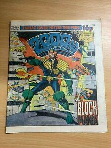 2000AD-Prog-236-31-Oct-1981-GB-Grand-Papier-Bd-Judge-Dredd