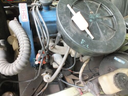 Original BOSCH Kraftstofffilter Benzinfilter Ford Taunus Knudsen 1971-75 1,3 1,6