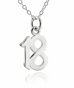 Charm Necklace 925 Sterling Silver