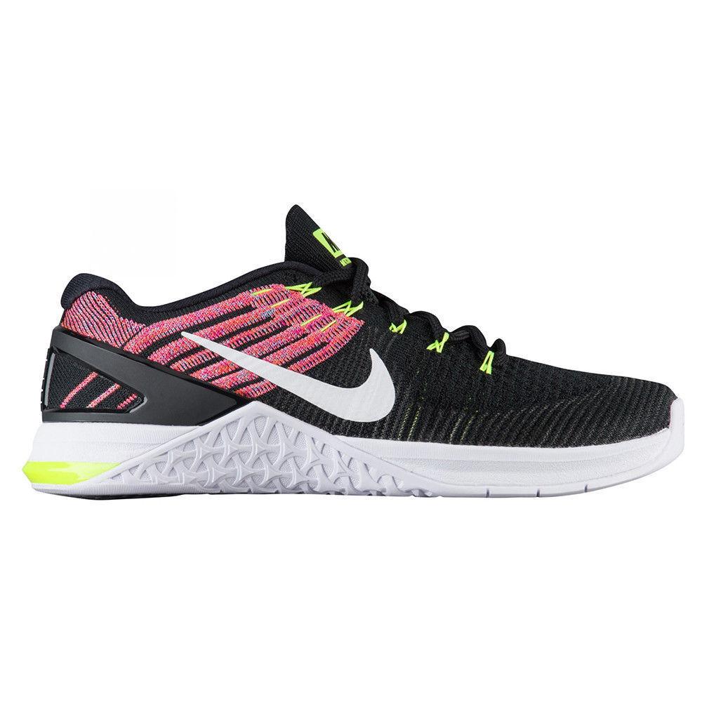 Nike Wmns Womens Metcon DSX Flyknit Cross Training Womens Wmns Shoes Black 849809-011 339c95