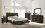 thumbnail 1 - NEW Queen or King 4PC Brown SleighTraditional Bedroom Set Bed/D/M/N