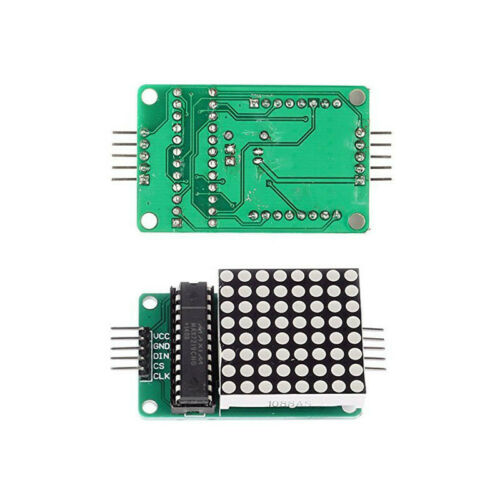 1pcs MAX7219 Dot Led Matrix Module MCU LED Display Control Module for arduino