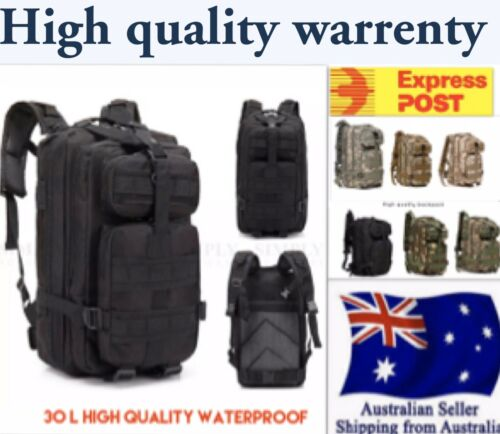 30 L High Quality Camping Hiking High Space And Water Resistance Back Pack