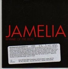 (AZ753) Jamelia, Beware Of The Dog - DJ CD