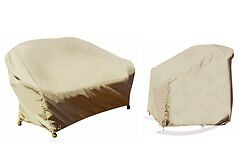 """Outdoor Sofa Patio Furniture Protective Cover 85W/"""" x 36/""""D x 35/""""H"""