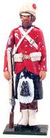 Britains Toy Soldiers 44027 British 42nd Black Watch Highlanders 1882 Redcoats