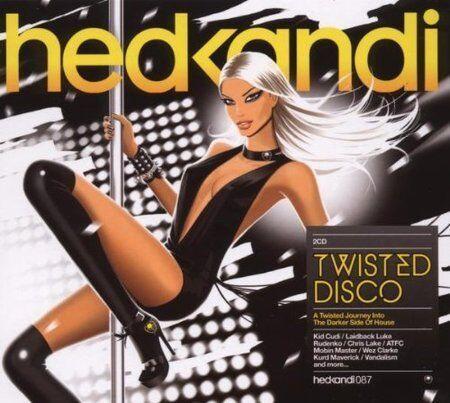 1 of 1 - Various Artists Twisted Disco Digipak DOUBLE CD Album Original Fast Free P&P