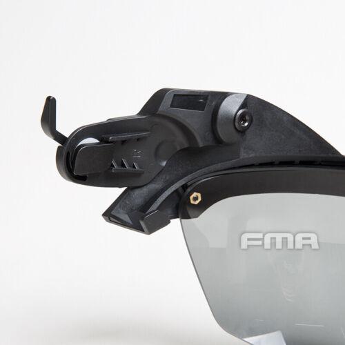 FMA 3MM Helmet OP Goggles Anti-Fog Lens for Tactical Fast//BJ//PJ Helmet TB1297