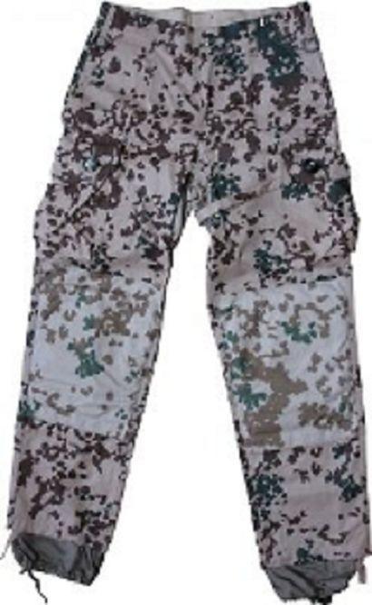 Bundeswehr BW German Army KSK ISAF Einsatz Kampfhose Hose Tropentarn pants S