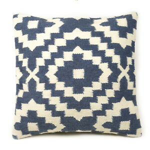 Fair-Trade-Samarkand-Kilim-Cushion-Covers-Handwoven-Wool-Cotton-Sofa-Decor