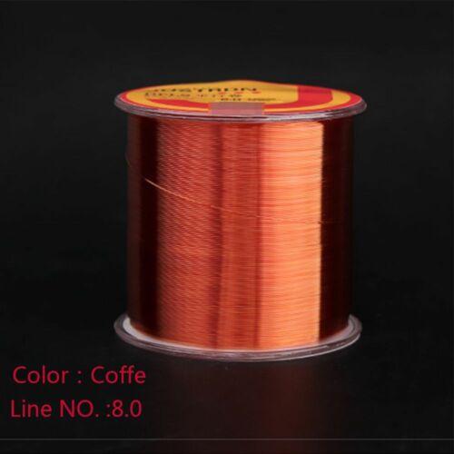 linien gegen draht die linie monofile nylon. starkes seil aus angeln see