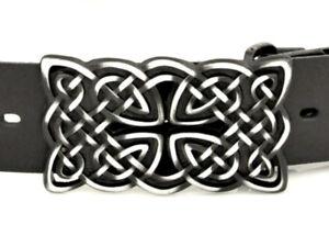 nuevo concepto e5cc2 d75cd Detalles de Cinturones de moda! grande Cinturones Hebilla de metal! para De  mujer hombres! Correas Para- ver título original