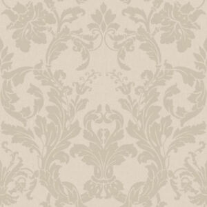 Acanthus-Leaf-Damask-Wallpaper-by-YORK-Per-Double-Roll-DC1308
