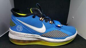 Details about Nike Mens Air Force Max Low Blue HeroWhite Orange Pulse BV0651 400