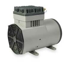 Thomas 1207pk80 Piston Air Compressor34hp115v1ph