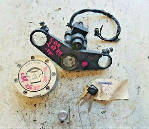 HONDA-CBR-250RR-1994-MODEL-LOCK-SET-MOTORCYCLE-RESTORER