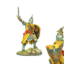 First Legion: CRU070 Crusader Knight with Brienne Family Heraldry