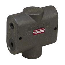 Brand B100 38 Hydraulic Flow Divider Valve 9 450143