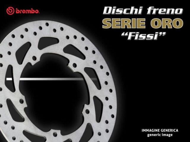 DISCO FRENO ANTERIORE BREMBO ORO TIPO FISSO BMW 850 R 850 GS 98>07