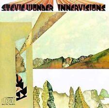 Innervisions by Stevie Wonder (CD, Dec-1991, Motown)