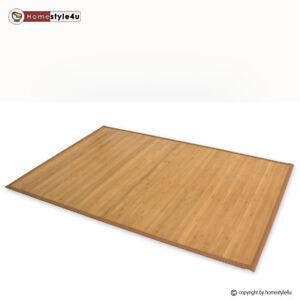 Bambusmatte Bambusteppich Teppich Bambus Läufer Vorleger Küche 60 ...