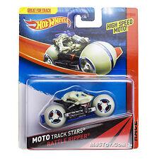 NEW Mattel 2013 Hot Wheels MOTO Track Stars RATTLE RIPPER High Speed Motorcycle