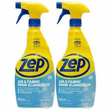 Zep Air And Fabric Odor Eliminator 32 Ounces Zuair Pack Of 2