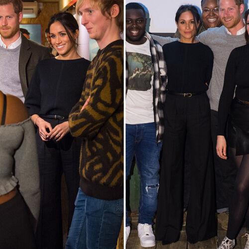 10 Sort Bukser Aso Us Burberry 'wyhill' 12 Royal Udsolgt Uk Celebrity WqXOntq