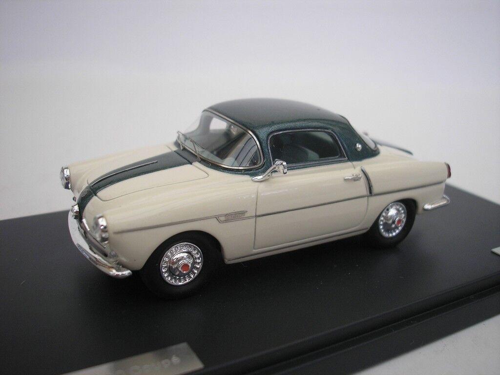 FIAT Viotti 600 Coupé 1959 Beige - vert 1 43 Matrix 30602-082 NEUF 1-299