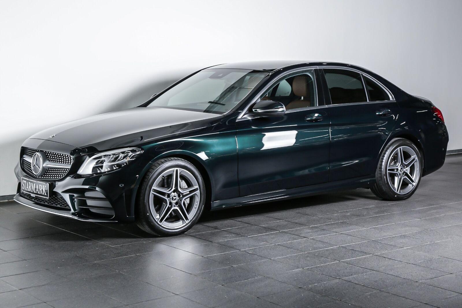 Mercedes-Benz C300 d 2,0 AMG Line aut.