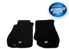 NRG Carpet Floor Mats Set Fits Nissan 350Z With Z Logo 2003-2009 FMR-350